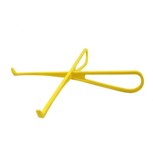 Portable Cooling Stand Rack - Yellow