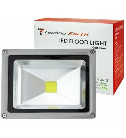 LED Flood Light Outdoor Waterproof Spotlight - 20W
