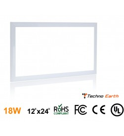 Ultra Thin Glare-Free Edge-Lit LED LIGHTS PANEL - 12x24