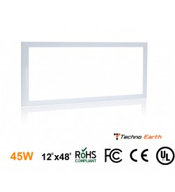 Ultra Thin Glare-Free Edge-Lit LED LIGHTS PANEL - 12x48
