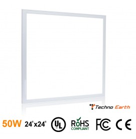 Ultra Thin Glare-Free Edge-Lit LED LIGHTS PANEL - 24x24