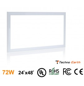 Ultra Thin Glare-Free Edge-Lit LED LIGHTS PANEL - 24x48