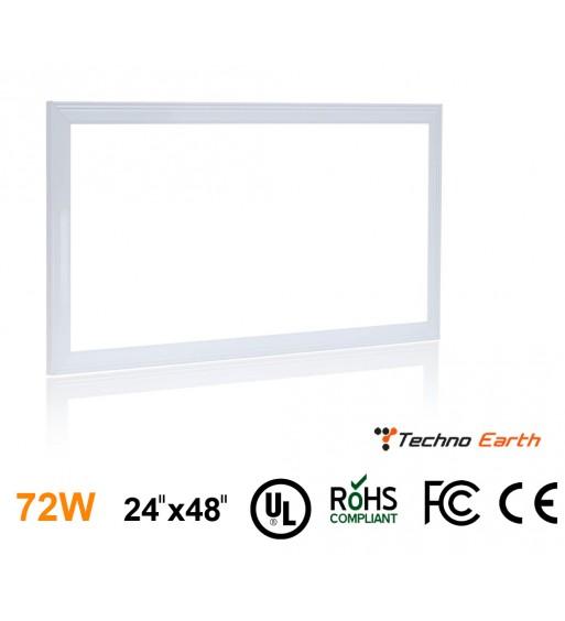 Ultra Thin Glare-Free Edge-Lit LED LIGHTS PANEL - 24x48