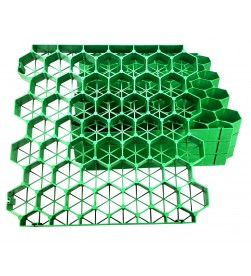 Permeable Grass Paving Grid - Green