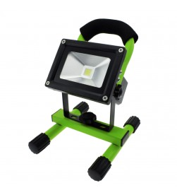 Portable  Cordless Rechargeable Led  Light - Green